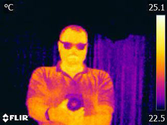 Certified Level I Building Investigations Thermographer